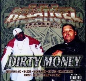 Dirty Money album cover