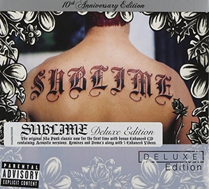 Sublime (Deluxe Edition) album cover