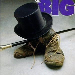 Mr Big album cover