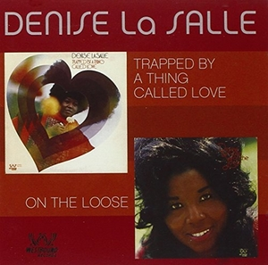 On The Loose~ Trapped By A Thing Called Love album cover