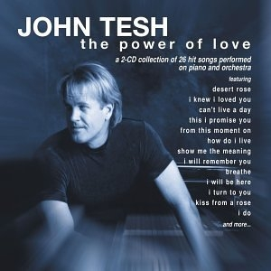The Power Of Love album cover