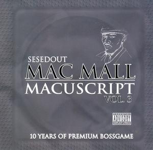 The Macuscript, Vol.3 album cover