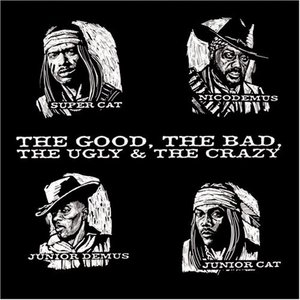The Good The Bad The Ugly And The Crazy album cover