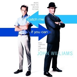Catch Me If You Can: Music From The Motion Picture album cover