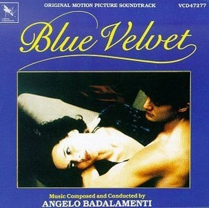 Blue Velvet: Original Motion Picture Soundtrack album cover
