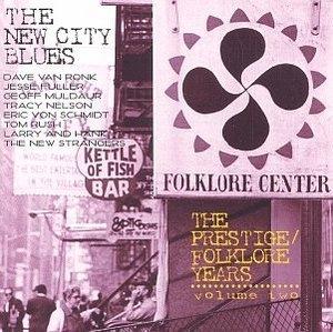 The Prestige-Folklore Years Vol.2: The New City Blues album cover
