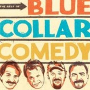 The Best Of Blue Collar Comedy album cover