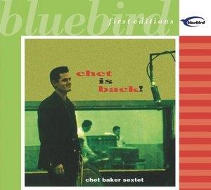 Chet Is Back (Exp) album cover