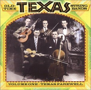 Old-Time Texas String Bands Vol.1 album cover