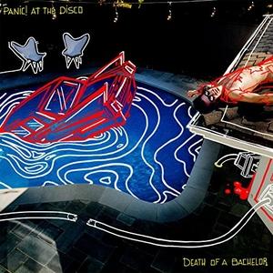 Death Of A Bachelor album cover