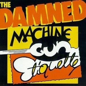 Machine Gun Etiquette album cover