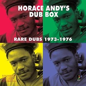 Horace Andy's Dub Box: Rare Dubs 1973-1976 album cover