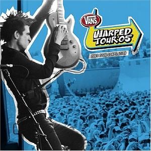 Vans Warped Tour: 2005 Compilation album cover