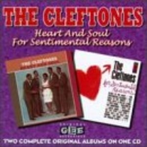 Heart And Soul-For Sentimental Reasons album cover