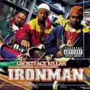 Ironman album cover
