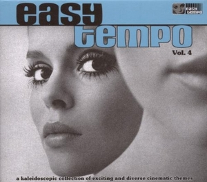 Easy Tempo, Vol. 4: A Kaleidoscopic Collection Of Exciting And Diverse Cinematic Themes album cover