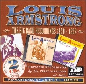 The Big Band Recordings 1930-1932 album cover
