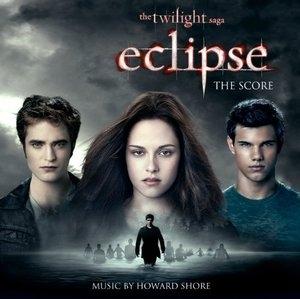 Twilight Saga: Eclipse (The Score) album cover