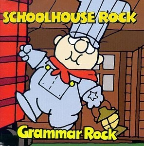 Schoolhouse Rock: Grammar Rock album cover