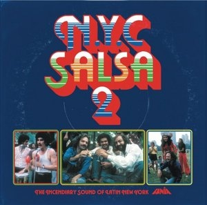 New York City Salsa, Vol2 album cover