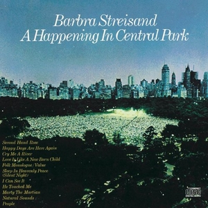 A Happening In Central Park (Live) album cover