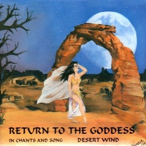 Return To The Goddess: In Chants & Song album cover