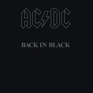 Back In Black album cover