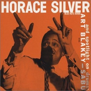 Horace Silver Trio album cover