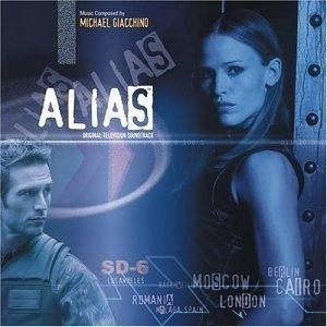 Alias: Original Television Soundtrack album cover
