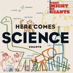 Here Comes Science album cover