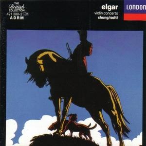 Elgar: Violin Concerto album cover