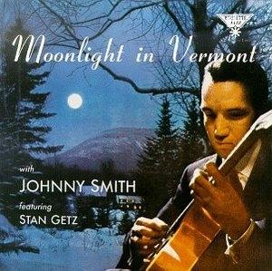 Moonlight In Vermont album cover