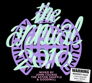 Ministry Of Sound: The Annual 2010 (Australia Edition) album cover