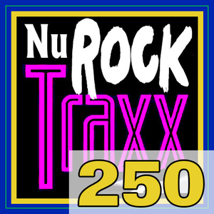ERG Music: Nu Rock Traxx, Vol. 250 (January 2020) album cover