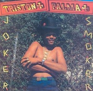 Joker Smoker album cover