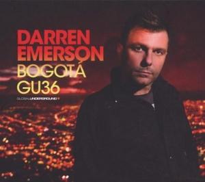 Global Underground 36: GU36Bogota album cover