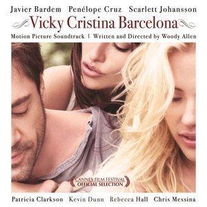 Vicky Cristina Barcelona (Motion Picture Soundtrack) album cover