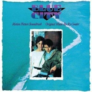 Blue City: Motion Picture Soundtrack album cover