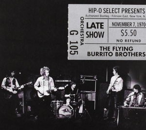 Authorized Bootleg: Fillmore East New York, NY Late Show album cover