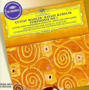 Mahler: Symphonie No.1 album cover