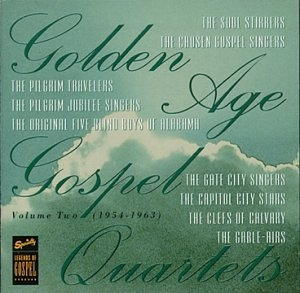 Golden Age Gospel Quartets Vol.2 (1954-1963) album cover
