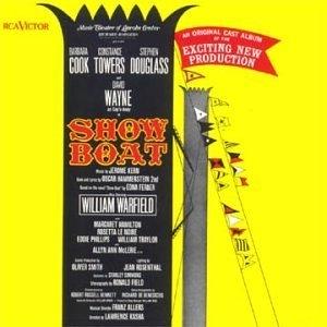 Show Boat (1966 Lincoln Center Cast)  album cover