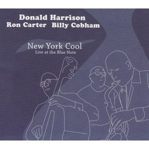 New York Cool: Live At The Blue Note album cover