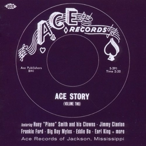 The Ace (USA) Story, Vol.2 album cover