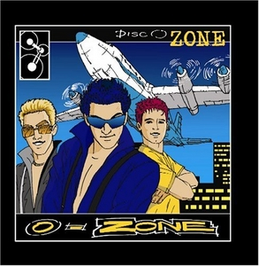 DiscO-Zone album cover