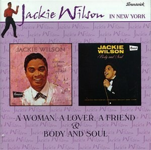 A Woman A Lover A Friend & Body And Soul album cover