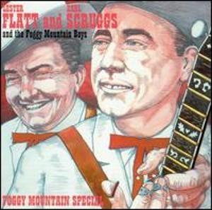 Foggy Mountain Special album cover