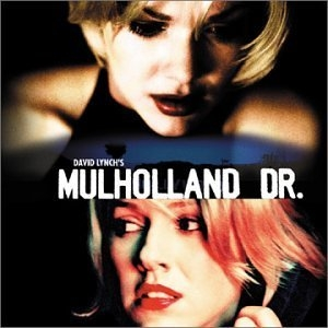 Mulholland Drive: Original Motion Picture Score album cover