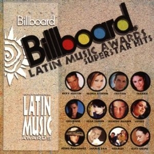 Billboard Latin Music Awards Superstar Hits album cover