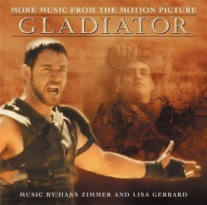 Gladiator: More Music From The Motion Picture album cover